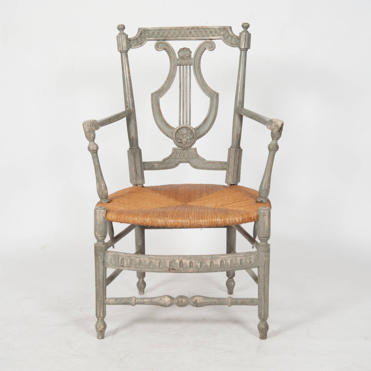Superb Pair Of French Provincial Carver Chairs Circa 1800 For Sale At 1stdibs