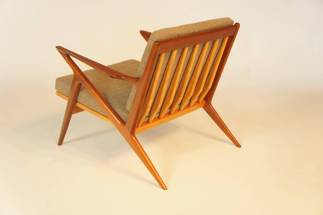 Z Chair By Poul Jensen At 1stdibs