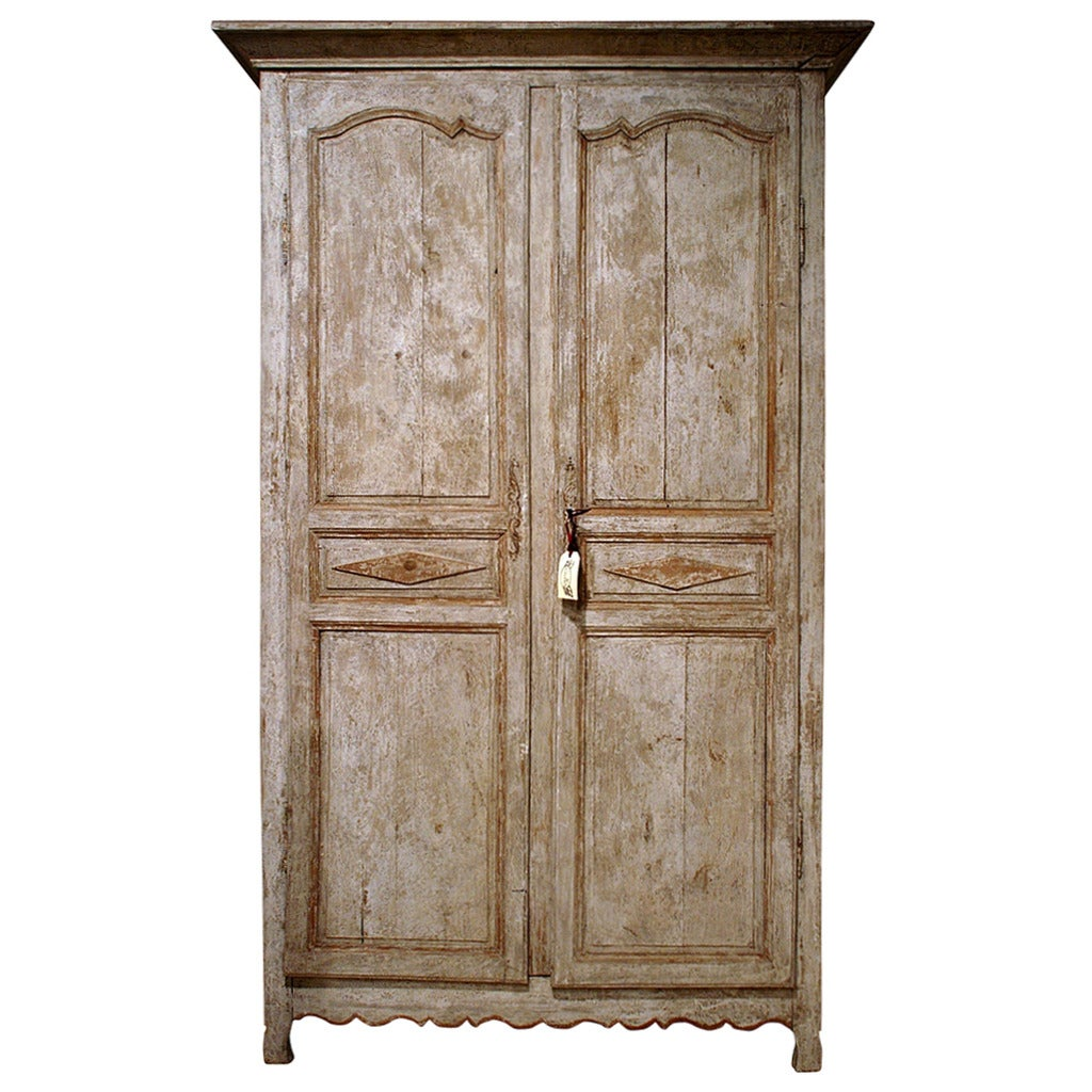 French 19th century armoire at 1stdibs for Armoire style japonais
