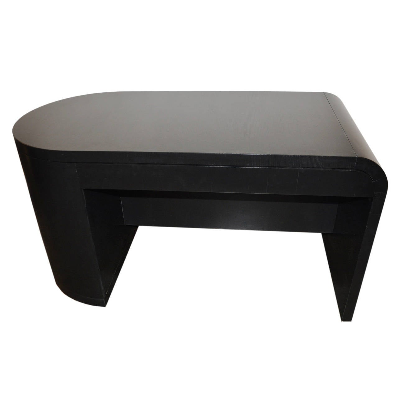 Ebonized Desk By Lauren Ralph Lauren At 1stdibs