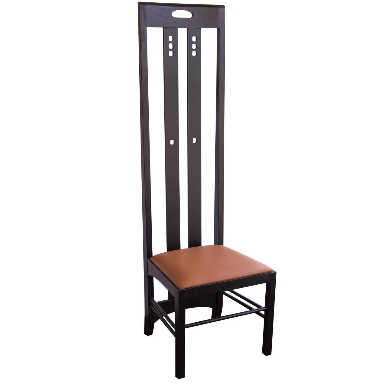 Charles Rennie Mackintosh Ingram Chair By Cassina At 1stdibs
