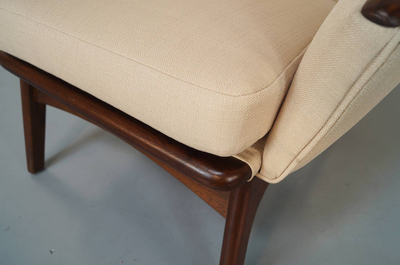 high lounge chairs. vintage high back lounge chairs by adrian pearsall 2
