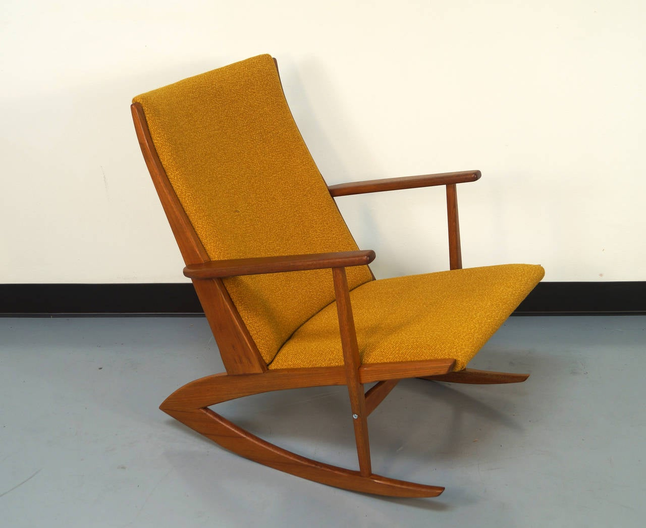 Danish_Teak_Boomerang_Rocking_Chair_by_Georg_Jensen_Danish_Modern_NoHo ...