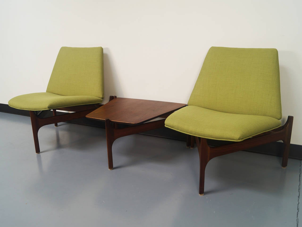 Vintage seating group designed by John Keal for Brown and Saltman.