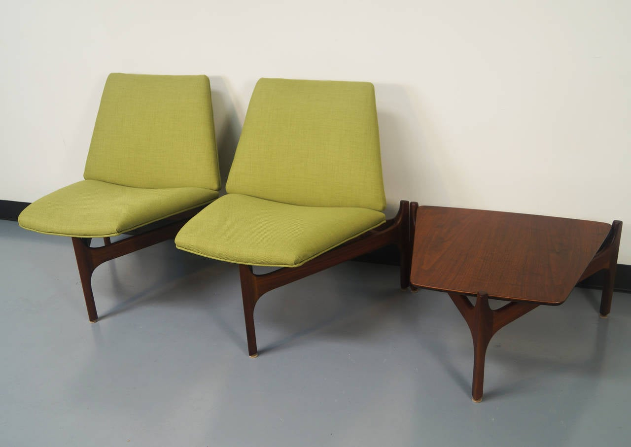 American Vintage Seating Group by John Keal For Sale