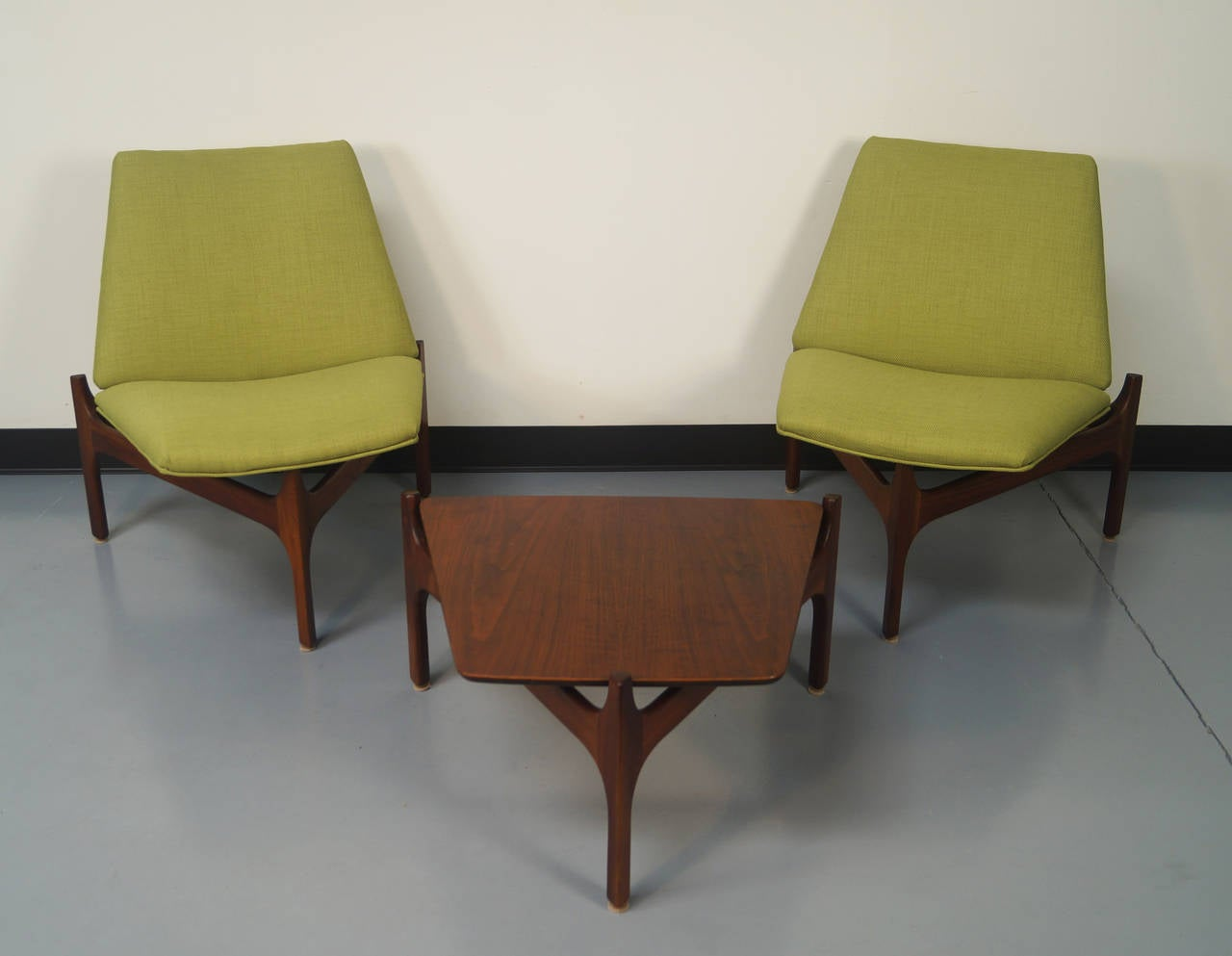 Vintage Seating Group by John Keal For Sale 1