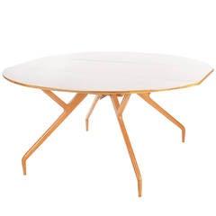 Greta Grossman Walnut Dining Table for Glenn of California