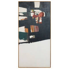 Stunning Abstract Expressionist Painting by Richard Pembroke