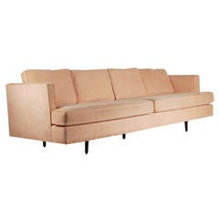 Mid-Century Modern Sofa after Edward Wormley for Dunbar