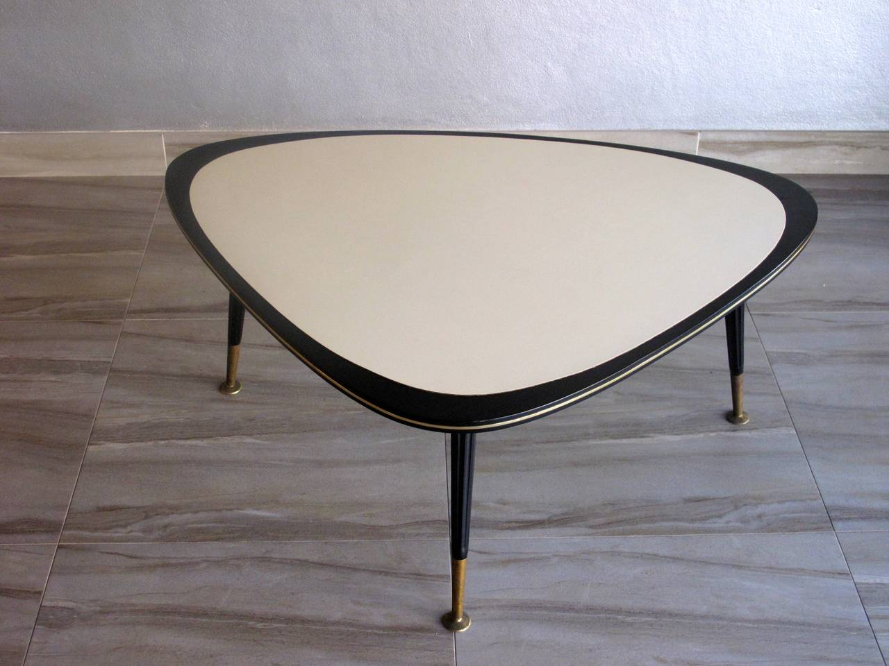 Midcentury Norwegian Organic Coffee Table For Sale At 1stdibs