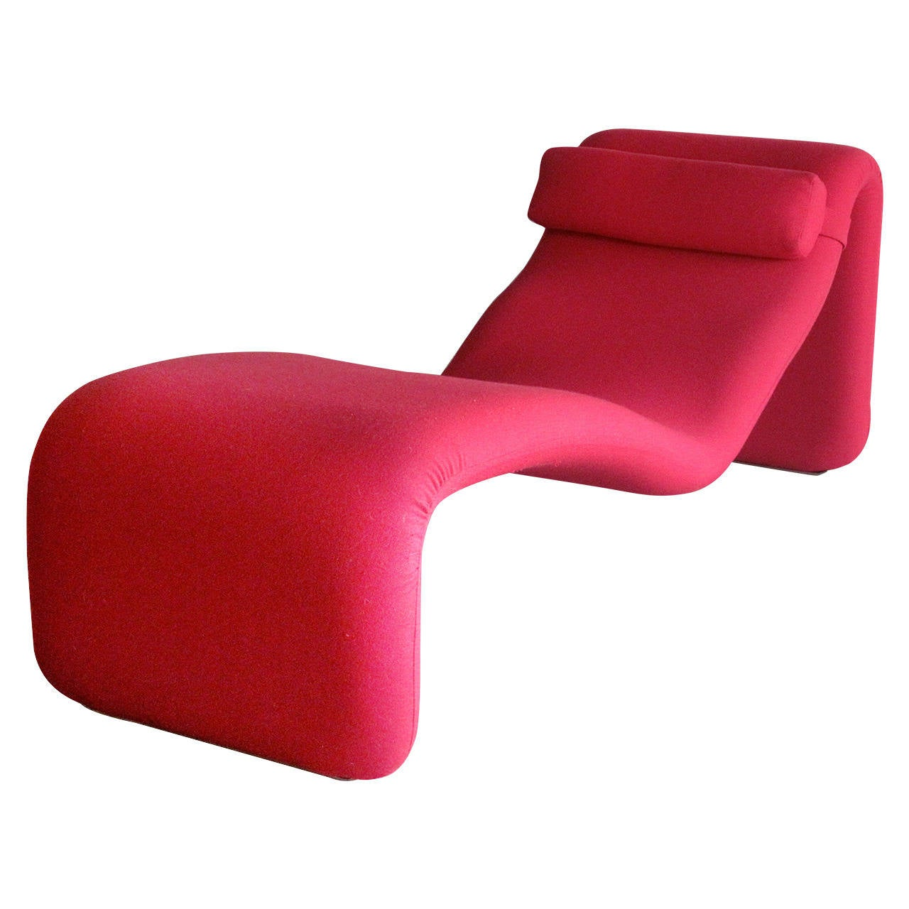 Olivier mourgue 39 djinn 39 chaise longue made by airborne for Chaise francaise