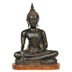 Bronze Gautama Buddha, Thailand
