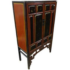 Late 19th Century, Chinese Cabinet Fujian