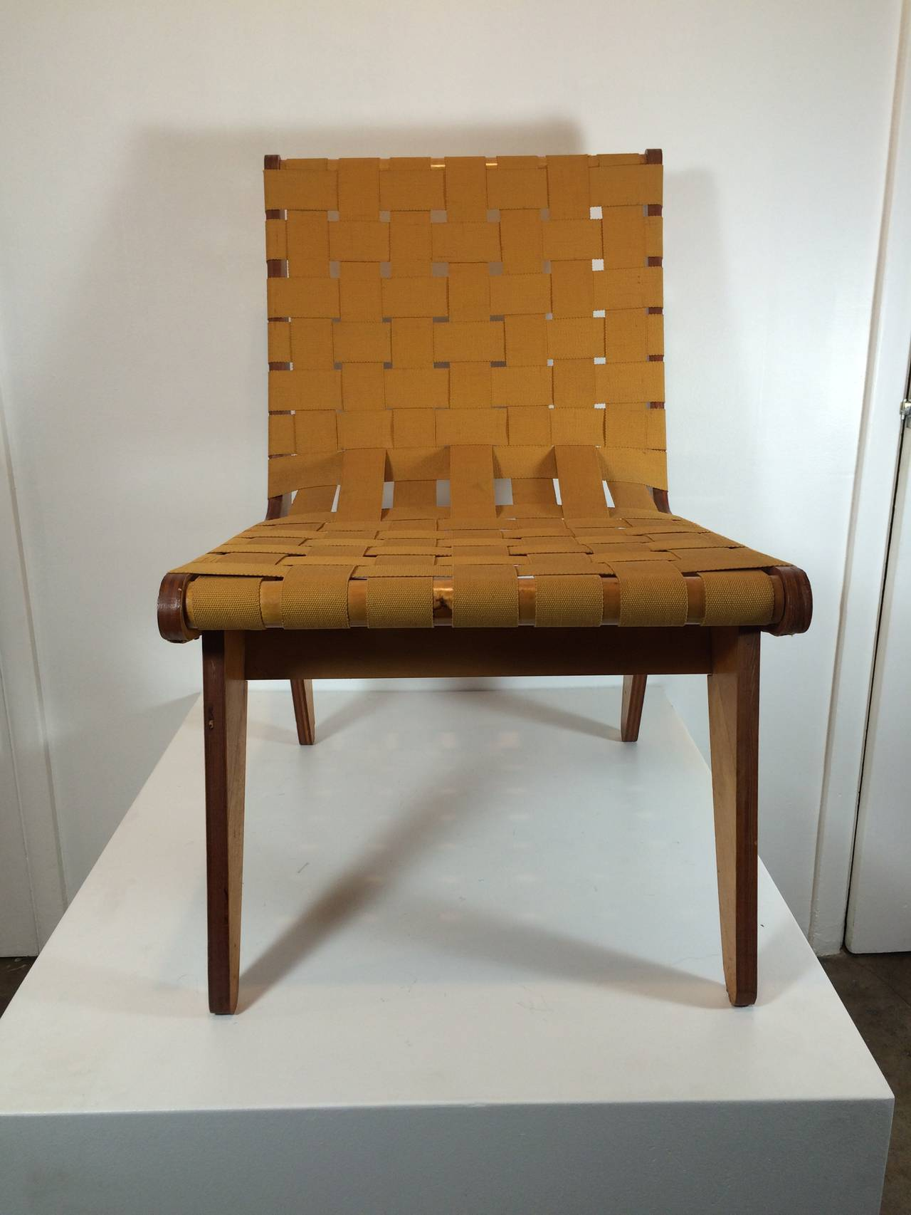 1949 Klaus Grabe Handmade Lounge Chair 2