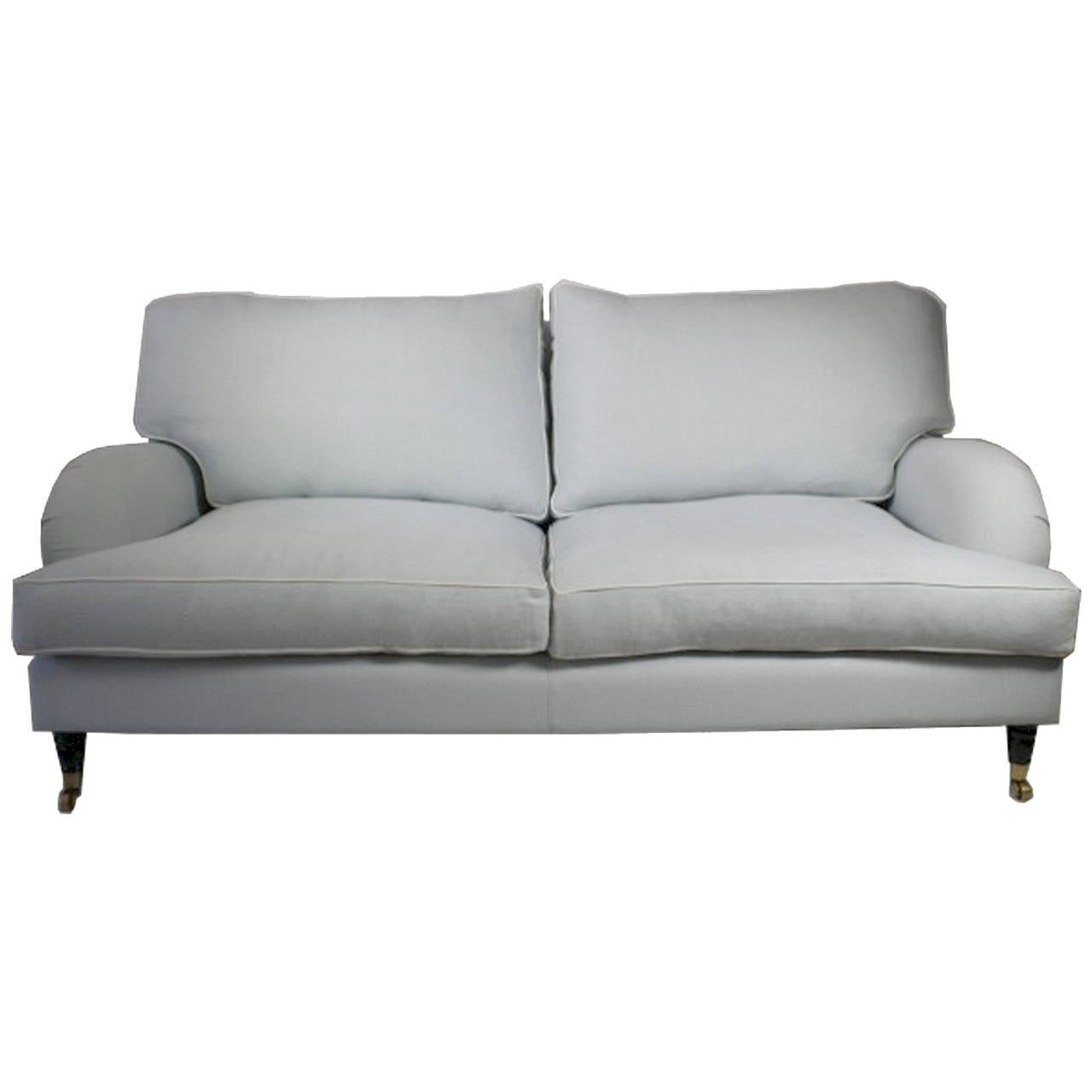 Linen sofa by coco republic at 1stdibs for Furniture republic