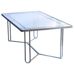 Bronze Walter Lamb Dining Table