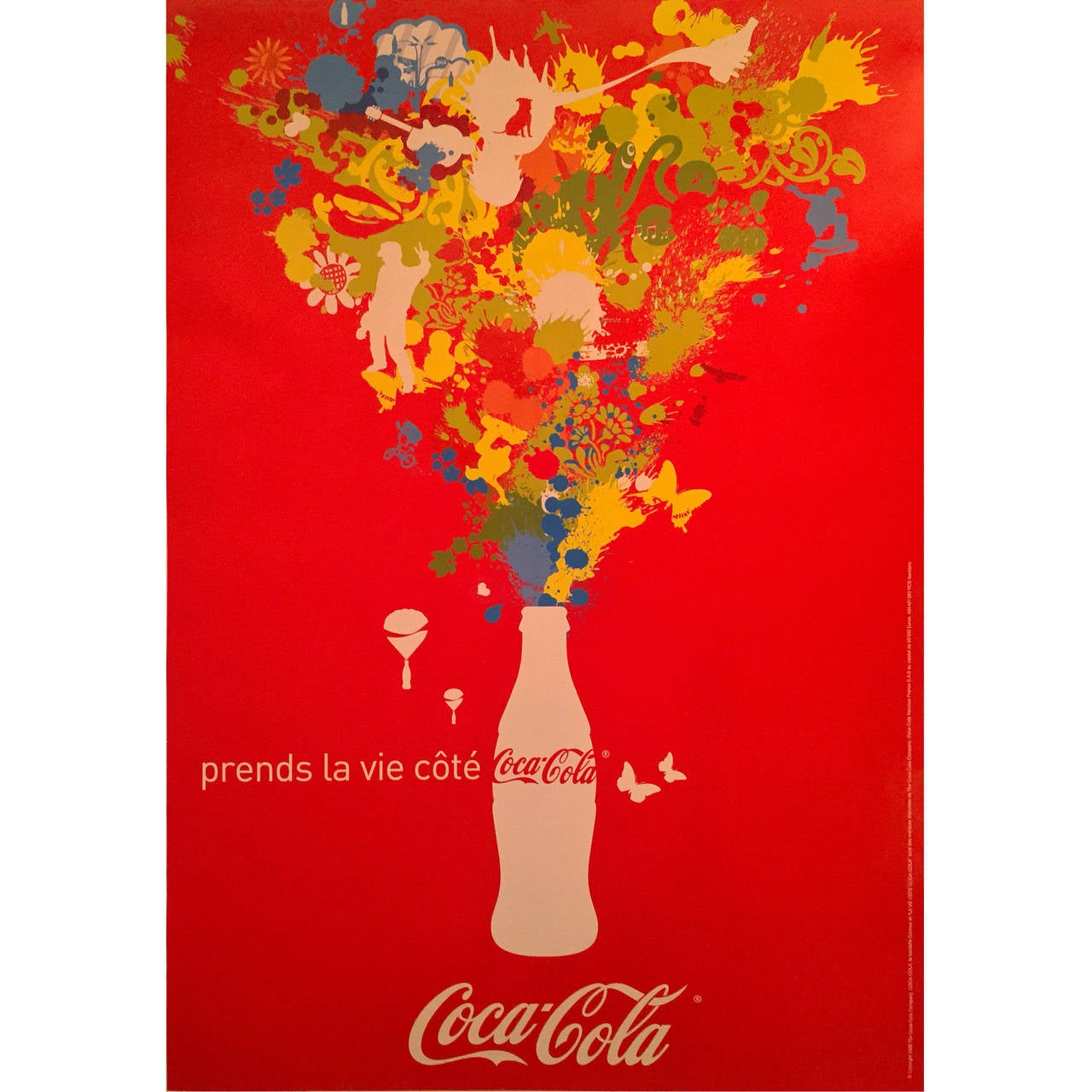 advertising assignment coca cola advertisement Find great deals on ebay for coca cola advertising and coca cola magazine advertising shop with confidence.