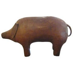Abercrombie and Fitch Pig Ottoman