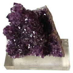 Natural Amethyst Stone