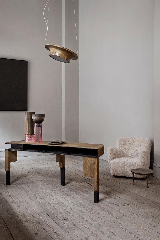 Fiber glass covered wood desk 39 progetto domestico 39 at for Progetto domestico