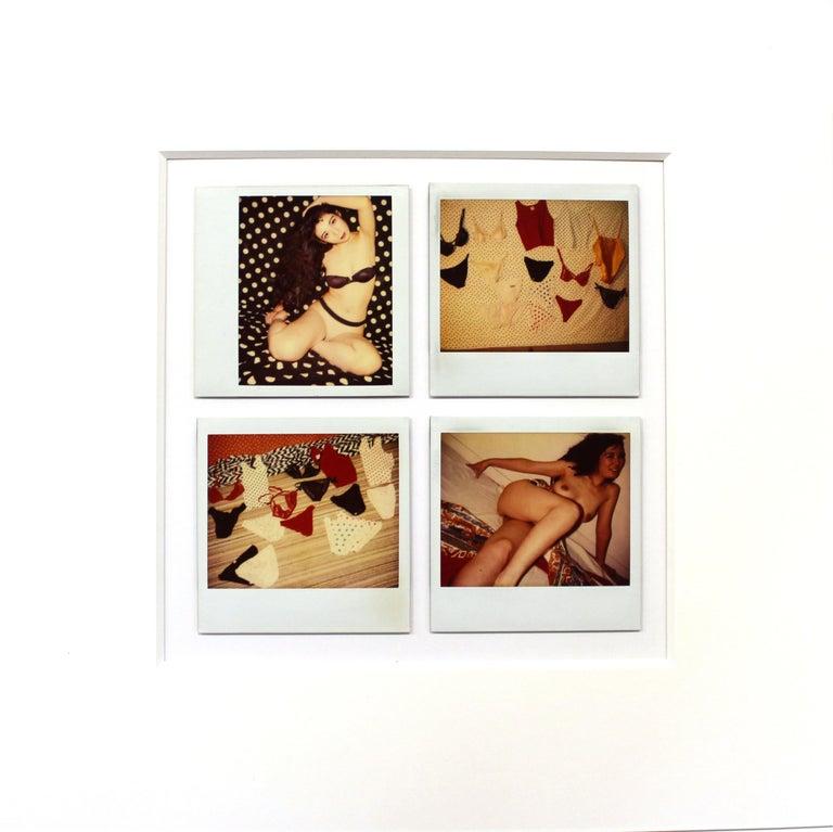 Japanese Vernacular Erotic Nude Polaroids in the Style of Nobuyoshi Araki For Sale 7