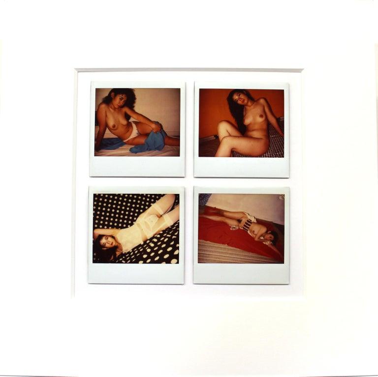 Japanese Vernacular Erotic Nude Polaroids in the Style of Nobuyoshi Araki For Sale 10