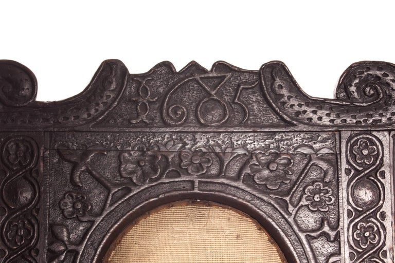 17th Century English Jacobean Armchair In Good Condition For Sale In Scottsdale, AZ