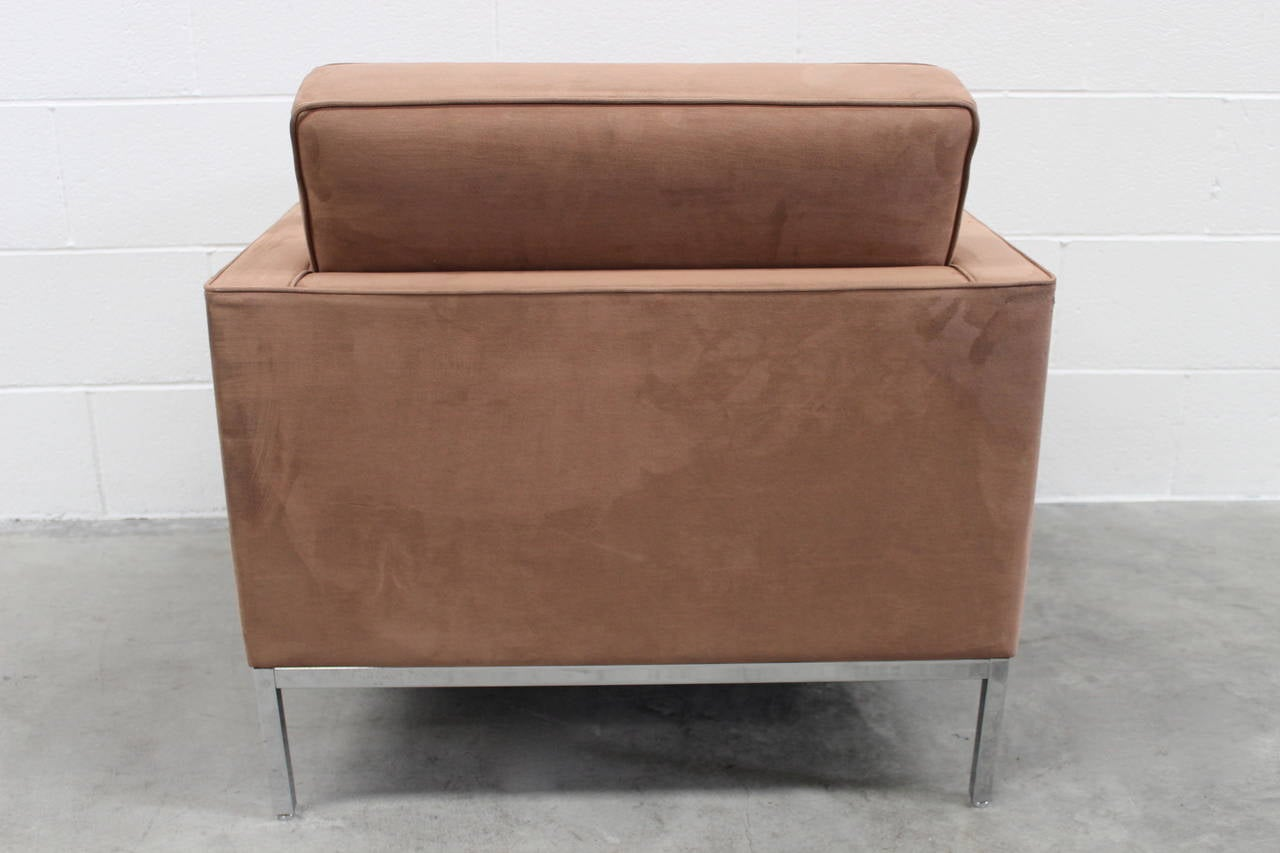 Knoll studio florence knoll two sofa and armchair suite for Sofas con shenlong