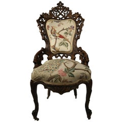 Black Forest Chair