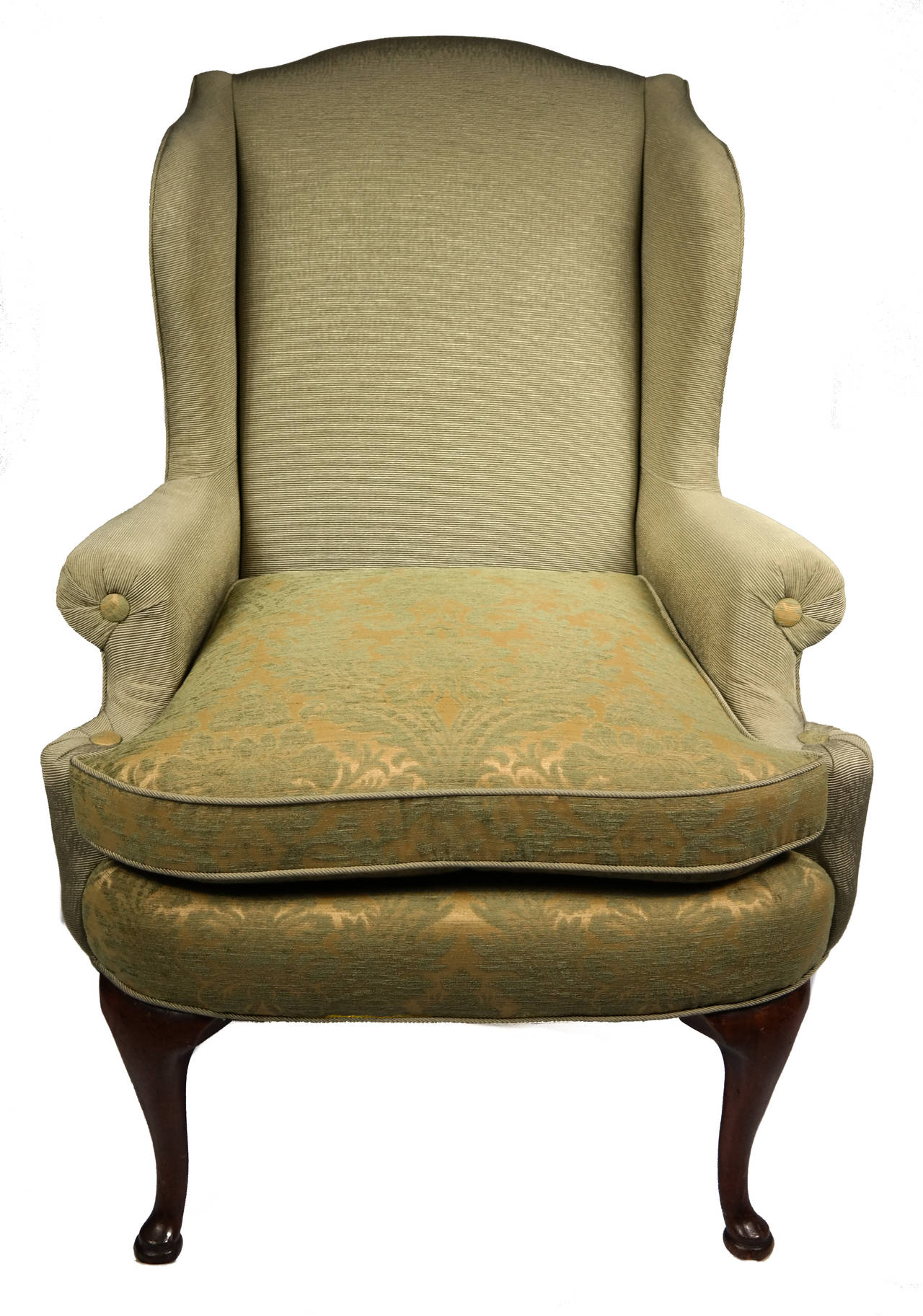 Antique wingback chairs - Wingback Chair By Southwood 2