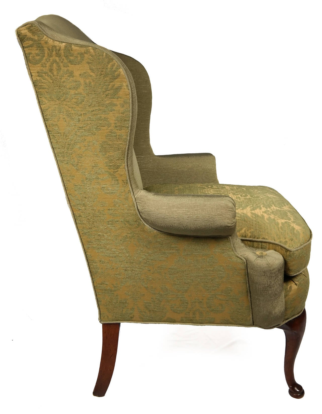Wingback Chair By Southwood In Excellent Condition For Sale In Banner Elk,  NC
