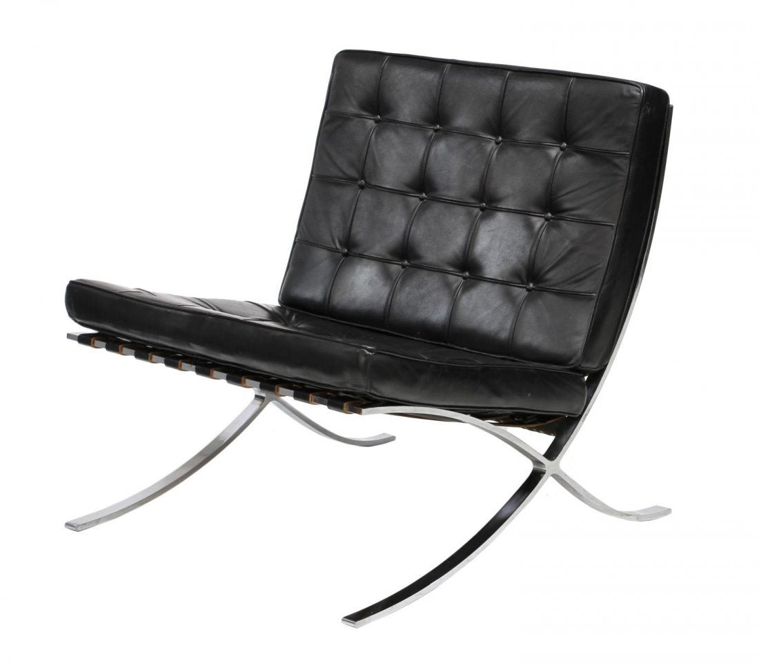 this mies van der rohe barcelona chairs by knoll is no longer