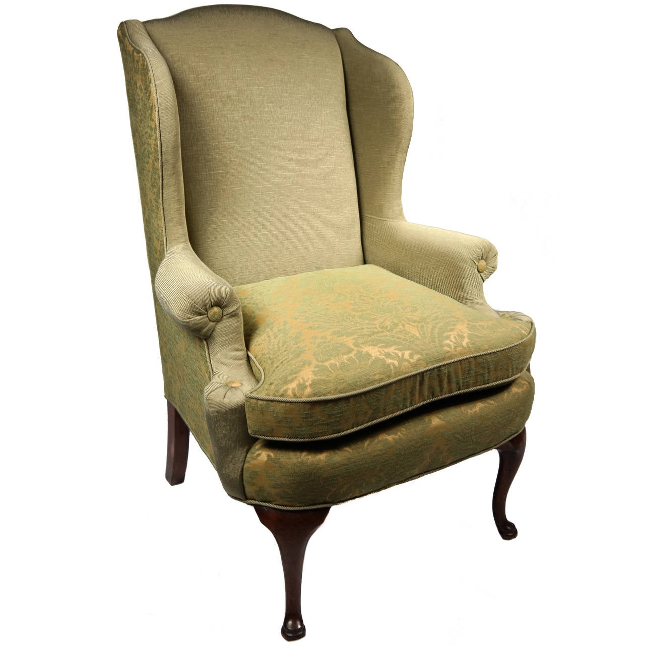 Wingback Chair By Southwood At 1stdibs