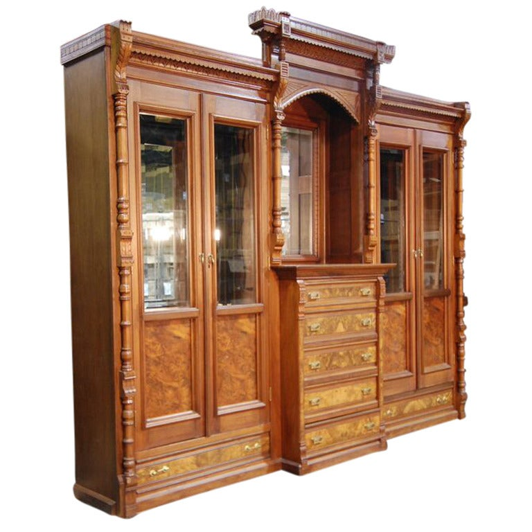 hutch kitchen furniture bar cabinet for at 1stdibs 12534