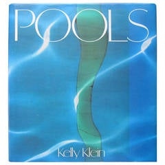 Pools by Kelly Klein Architecture Book, circa 1992