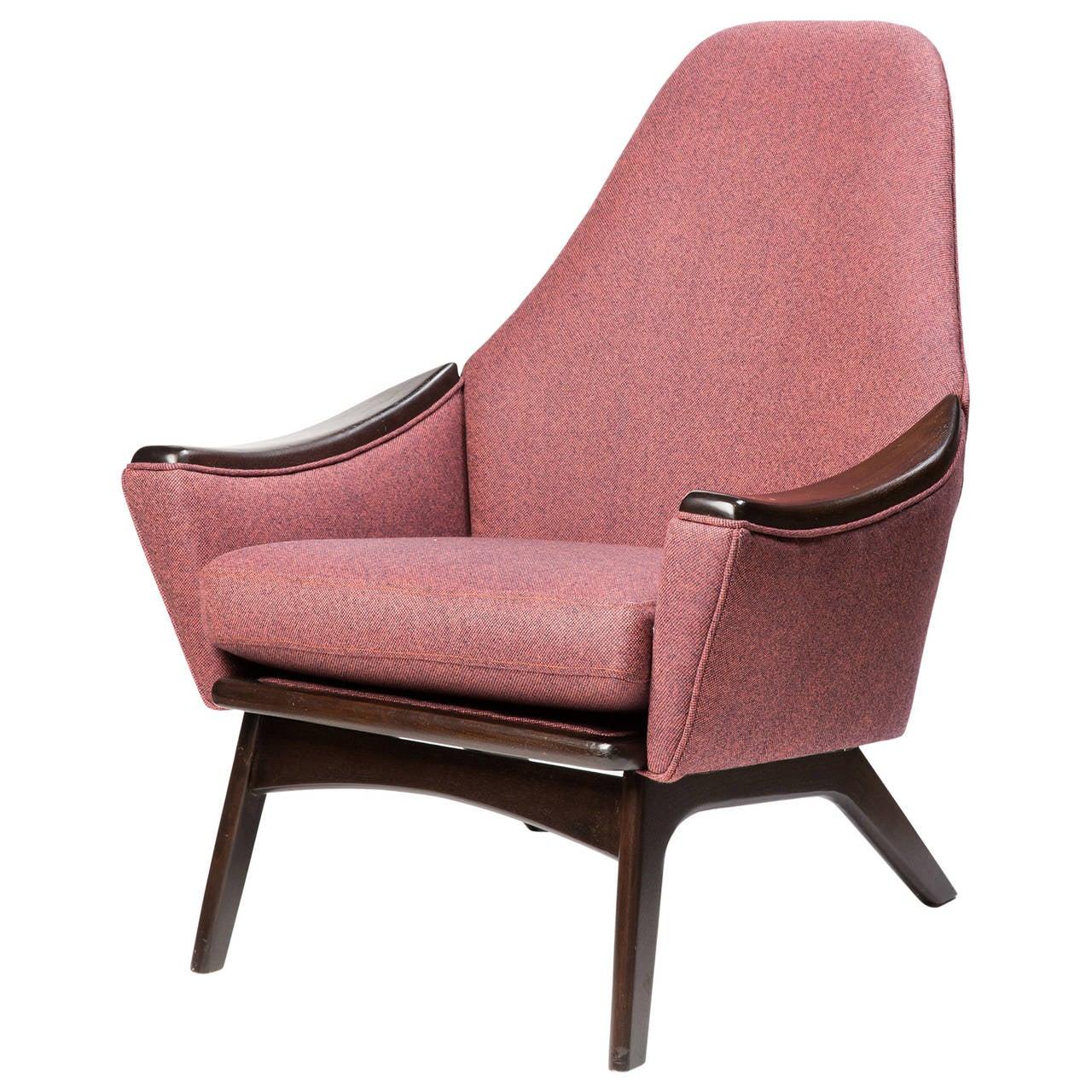 Mid-Century Modern Adrian Chair