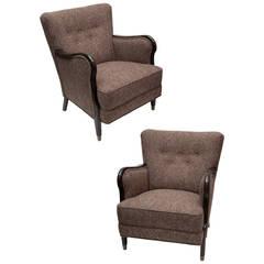 Mid-Century Modern Bea Chairs