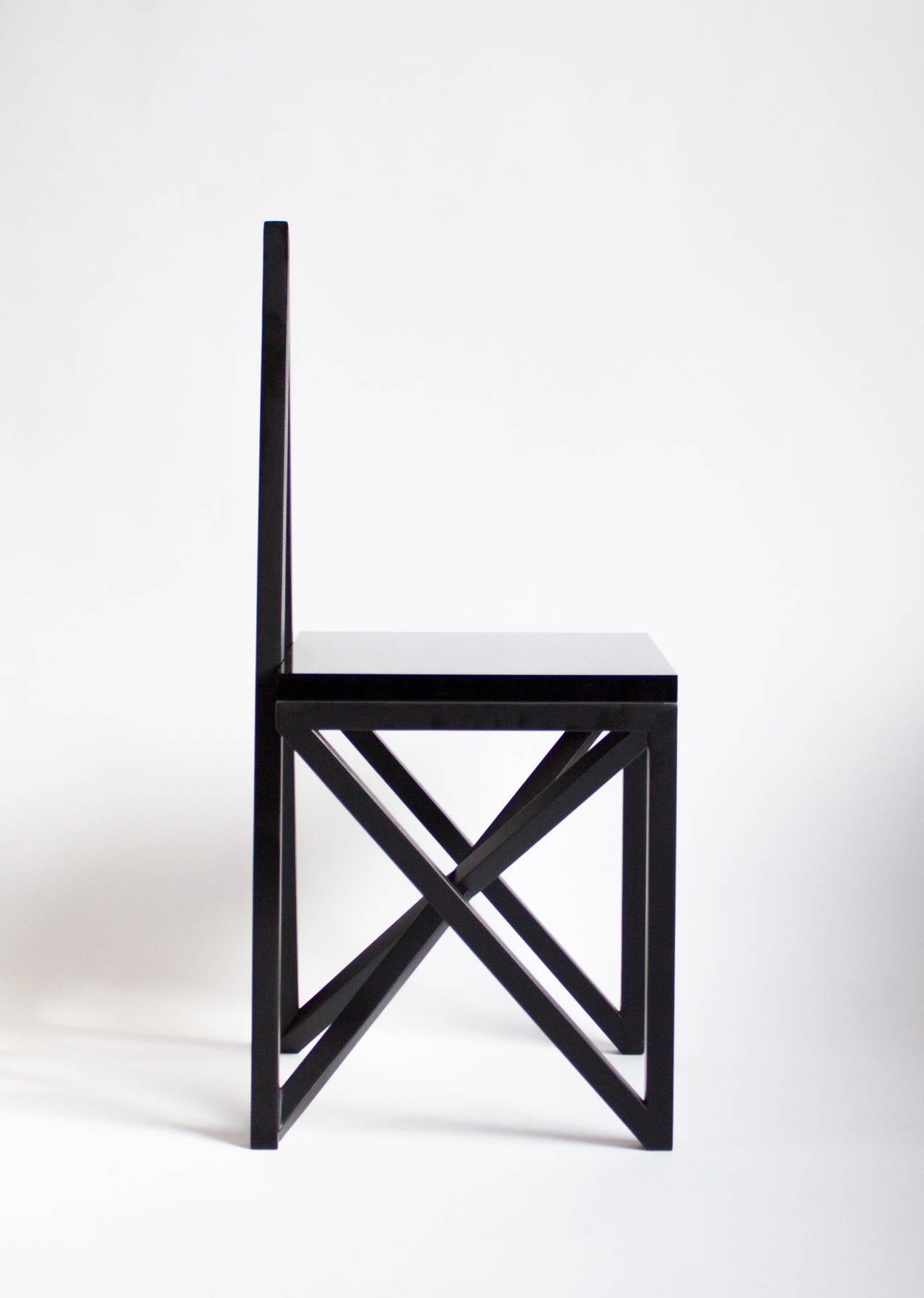 Contemporary 'Pagan' Star Side Chair by Material Lust, 2014 1