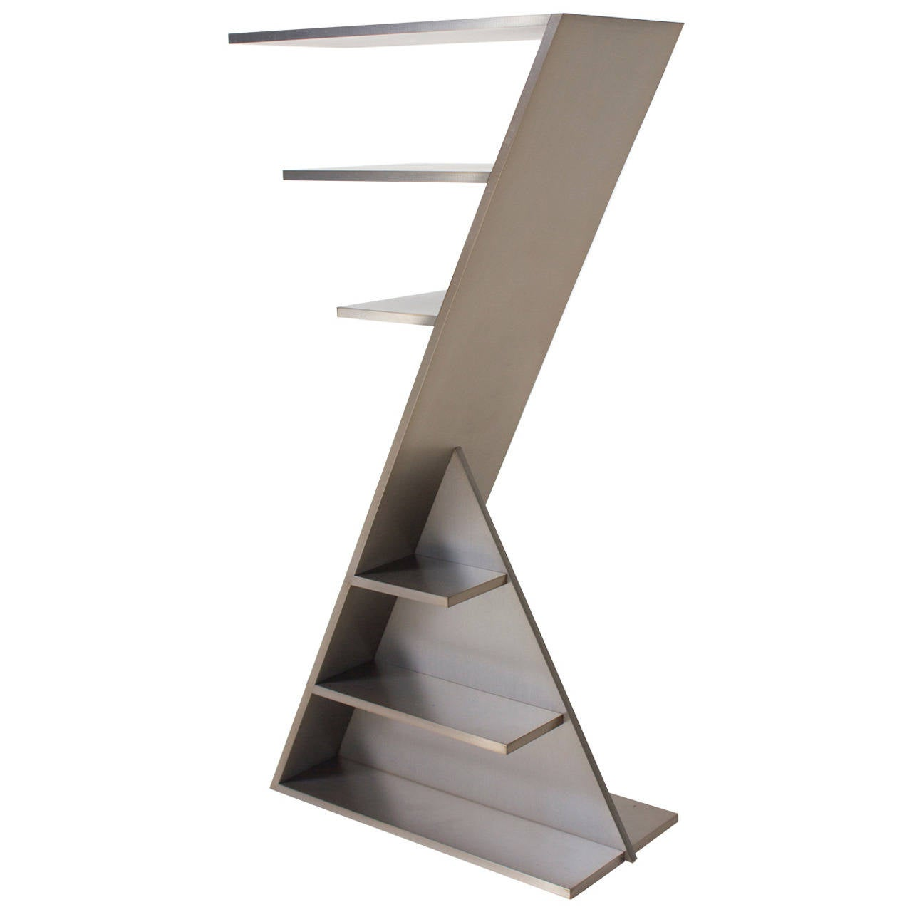 Contemporary Steel 'Duat' Table Lamp by Material Lust, 2015