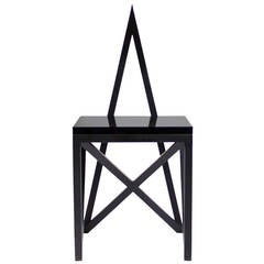 Contemporary 'Pagan' Star Side Chair by Material Lust, 2014