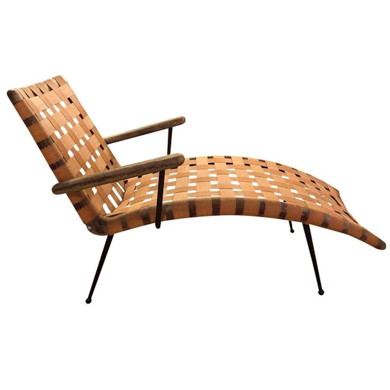 mid century modern chaise lounge chairs mid century modern c