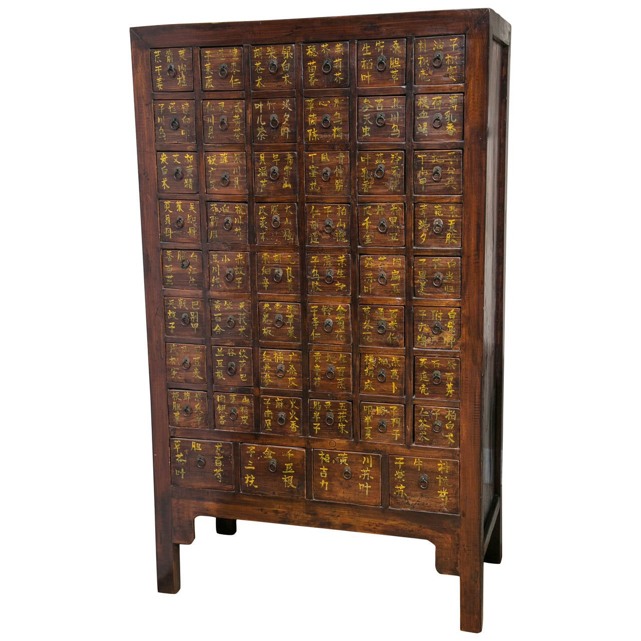 Antique Chinese Apothecary Medicine Chest At 1stdibs