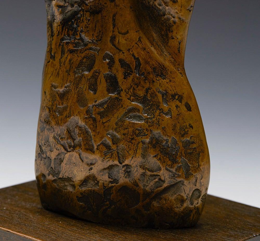 British Profile Heads, Limited Edition Bronze Sculpture by John Farnham For Sale