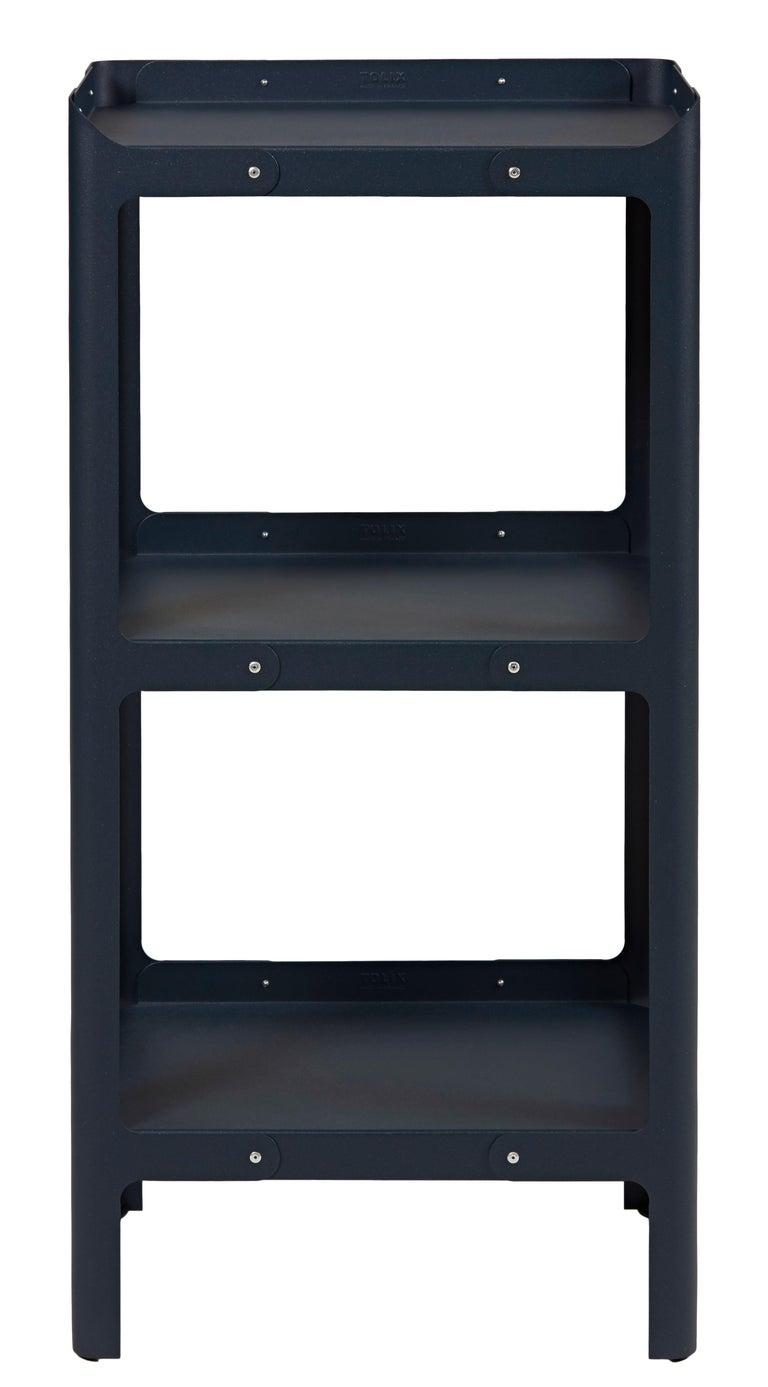 For Sale: Blue (Bleu Nuit) Pop Shelf 900 in Pop Colors by Normal Studio and Tolix 2