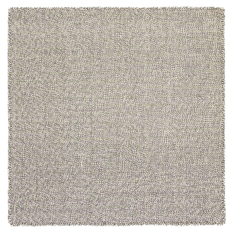 For Sale: undefined (Green) GAN Small Waan Rug in Wool