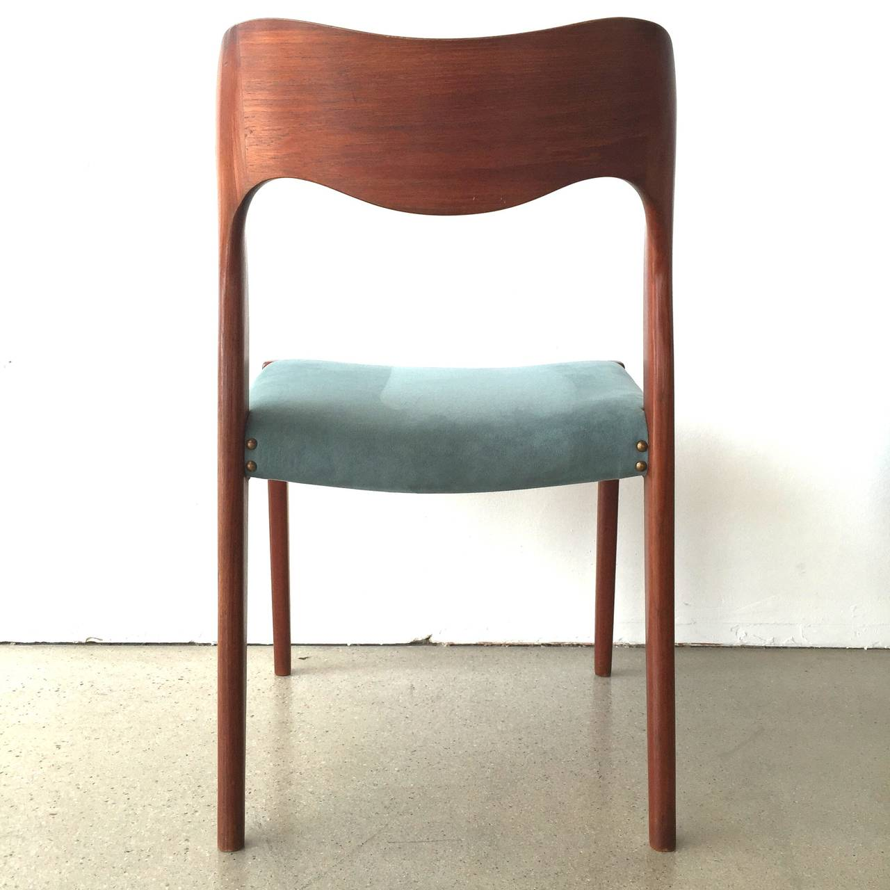 Turquoise dining room chairs turquoise gem dining table - Turquoise upholstered dining chair ...