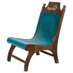 'Rangelino' Hacienda Lounge Chair