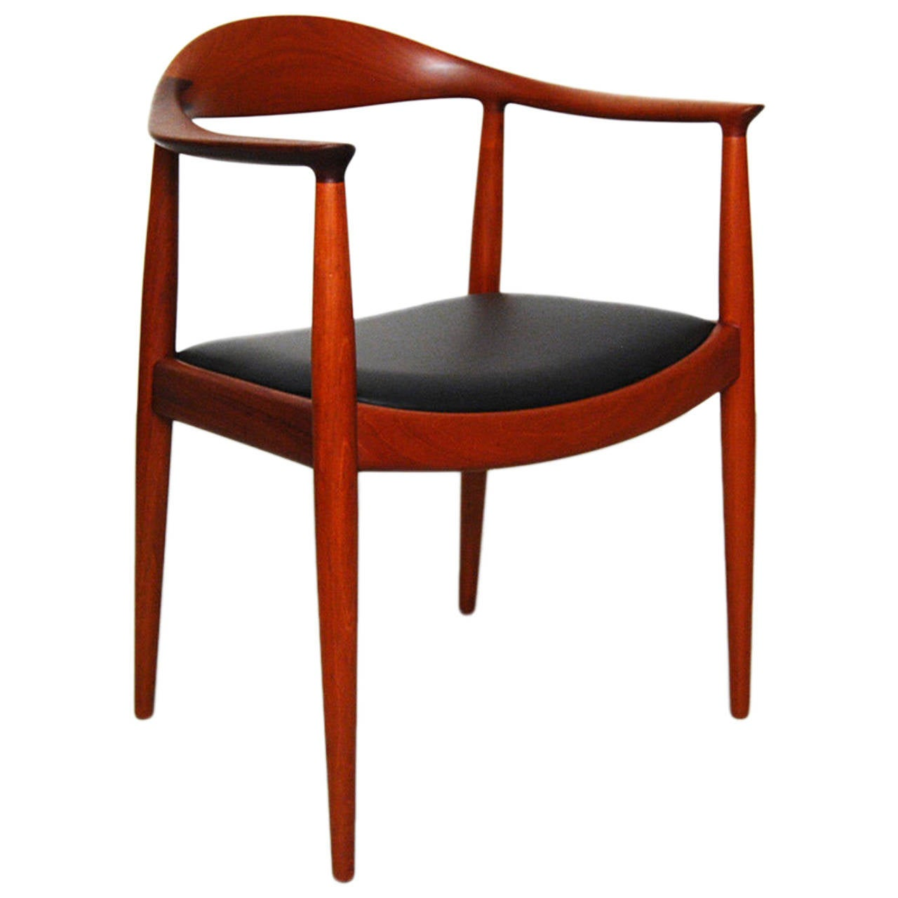"Hans Wegner ""The Chair"" at 1stdibs"