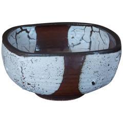 Raul Coronel Studio Pottery Planter or Fruit Bowl California Design