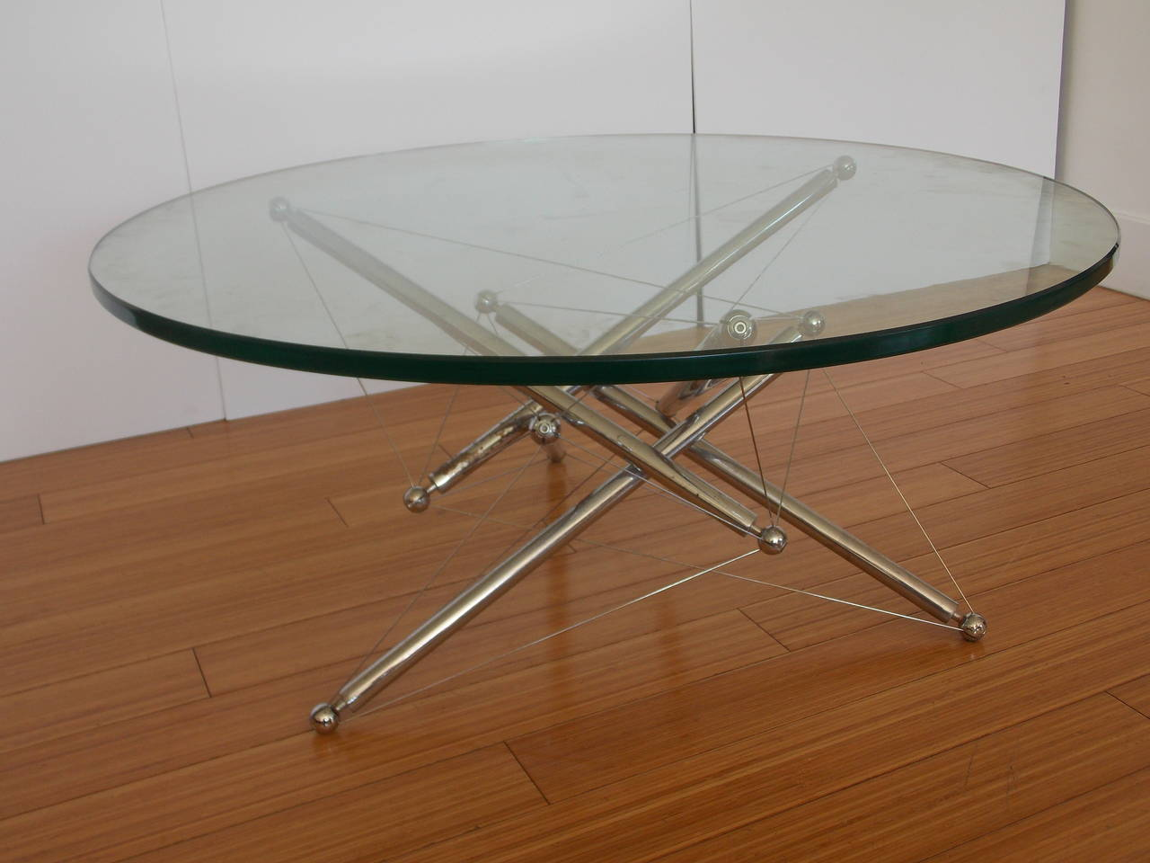 Theodore Waddell Vintage Sculpture Table At 1stdibs